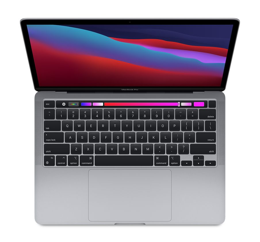 MacBook 13 space gray